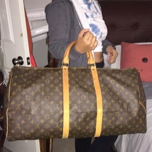 Louis Vuitton Speedy 60 Monogram
